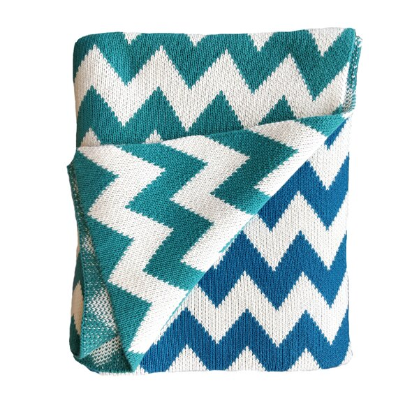 Faucette Luxury 100% Cotton Blanket (Set of 2) by Ebern Designs